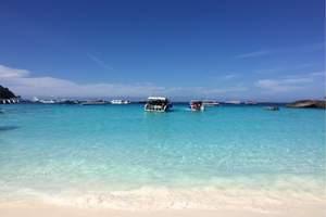 西安到泰国旅游 出国旅游 普吉岛蜜月游 独享斯米兰6天5晚