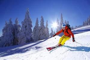 """冰雪旅游火热:""""三亿人参与冰雪运动""""目标将超额完成"""