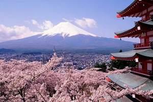 日本东京·名古屋·富士山·京都·大阪·奈良本州浪漫之旅
