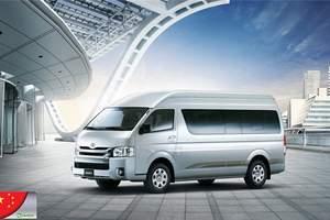 【六安租车网_旅游租车】丰田海狮旅游车(17座)