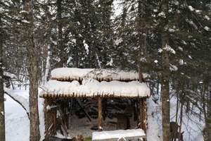 【珲春海参崴四日】4-8人独立俄罗斯狩猎、冬钓、桑拿休闲游