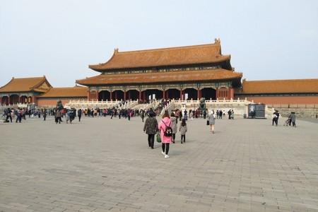 北京承德旅游线路推荐  青岛到天安门 故宫承德避暑山庄双高5