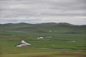 驰骋乌兰浩特双飞6日海进乌出 呼伦贝尔大草原阿尔山边城满洲里