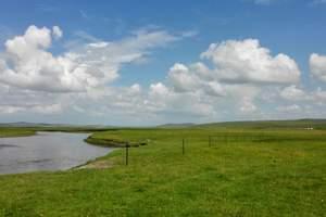 郑州到呼伦贝尔草原旅游_呼伦贝尔草原、莫日格勒河畔双飞五天