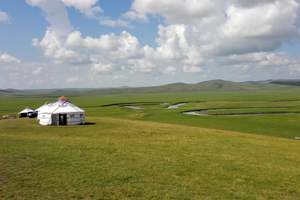 呼伦贝尔草原、额尔古纳湿地、呼伦贝尔博物馆1日游