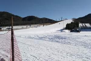 青州驼山滑雪场激情滑雪(含门票+滑雪票)+青州古城纯玩一日游