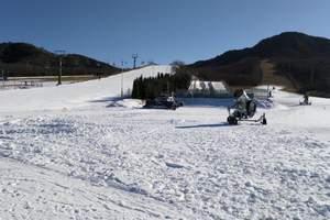 双人|安吉索菲特酒店+2小时江南天池滑雪套票