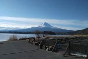本州双古都富士山温泉特惠6日