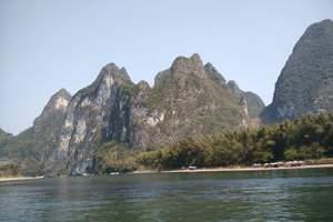 西安到桂林世外桃源、银子岩、遇龙河、西街、山水间双飞5天