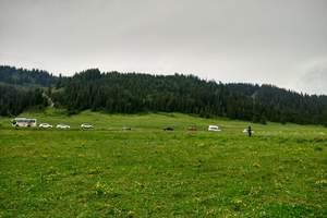 新疆北疆伊犁昭苏·喀拉峻·巴音布鲁克·那拉提·赛湖双卧七日游
