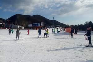 2018年去密云南山滑雪1日游+顺义春晖园温泉休闲养生一日游