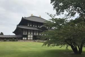 暑期带孩子去日本哪条线路好?东京、大阪、京都8天(太原直飞)