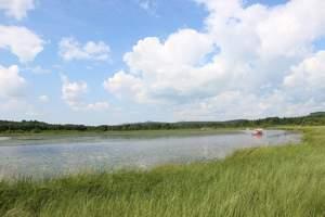 鄂尔多斯起止七星湖两日游