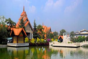 东亚四国 (越南·老挝·缅甸版·纳)风情十日游