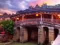 越南下龙湾·首都河内·岘港·会安·五天休闲探秘游