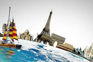 元旦假期国内游客将达1.35亿人次 三亚等成热门目的地