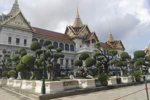 九江到泰国旅游多少钱 九江包团直飞曼谷双飞七天全程无自费