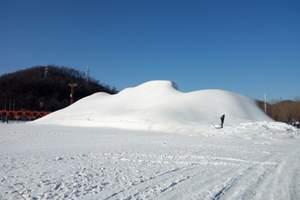 双人|安吉秦天大酒店+2小时江南天池滑雪套餐