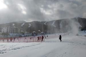 双人|安吉浙北大酒店+2小时江南天池滑雪套票