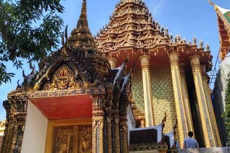 青岛到泰国自由行攻略 泰好玩曼谷+芭提雅休闲度假嗨翻双飞6日