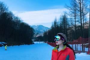 宜昌出发_船进神农架滑雪、大九湖三峡游轮三日游(船进)