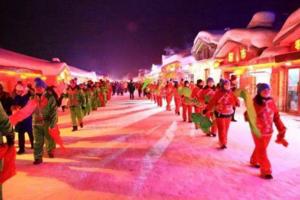 这个冬天来黑龙江,140多项冰雪活动打造欢乐童话王国!