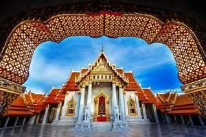 <玩美 希尔顿>郑州出发曼谷+芭提雅6天5晚跟团游-泰国旅游