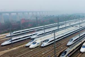 受雨雪天气影响!24日-26日杭州出发16趟列车停运