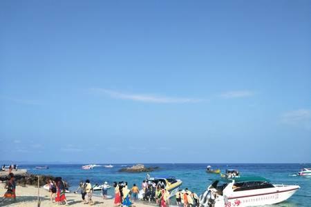 福州飞三亚 乐享海洋 海口往返双飞五日游