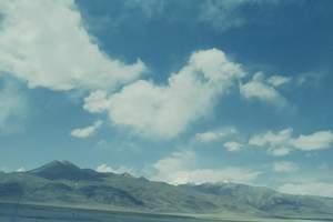 西藏那曲草原八塔