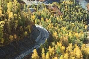 新疆喀纳斯全景+天山天池+吐鲁番汽车纯玩十日游+24小时接送