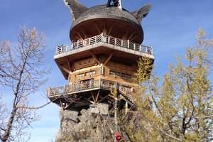 特惠北疆:天山天池、喀纳斯湖、乌尔禾魔鬼城、吐鲁番汽车8日