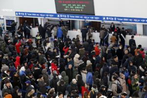 2018春运结束 全国旅客发送量近30亿人次