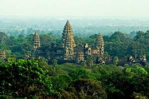 柬埔寨一旅游大巴车祸致1死19伤 伤者含1名中国人