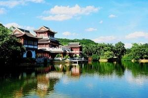 南宁市内·青秀山·民族博物馆·扬美古镇1日游