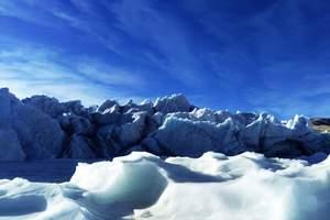西藏玩美40冰川—羊湖+普姆雍措+秘境探索之旅越野车2日游