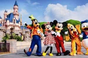 上海迪士尼乐园两日联票优惠门票预定