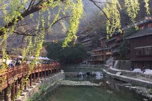 贵州黄果树、龙宫、青岩古镇高铁五日游|贵州旅游推荐