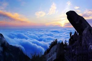 郑州到泰山旅游线路-东岳泰山+地下龙宫(大裂谷)2日游