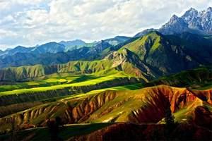 北京出发到喀纳斯天山天池+新疆吐鲁番火焰山双卧10天