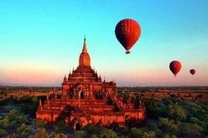 【奇迹旅行】心有所仰漫游缅甸_斯特兰德豪华游轮8日游