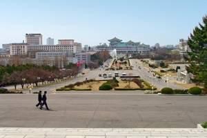 北京五飞朝鲜全境五日游
