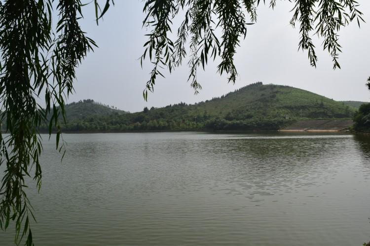 衡阳近尾洲水电站风景