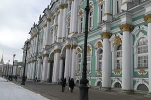 俄罗斯双首都+摩尔曼斯克8天惊奇之旅|追寻北极光