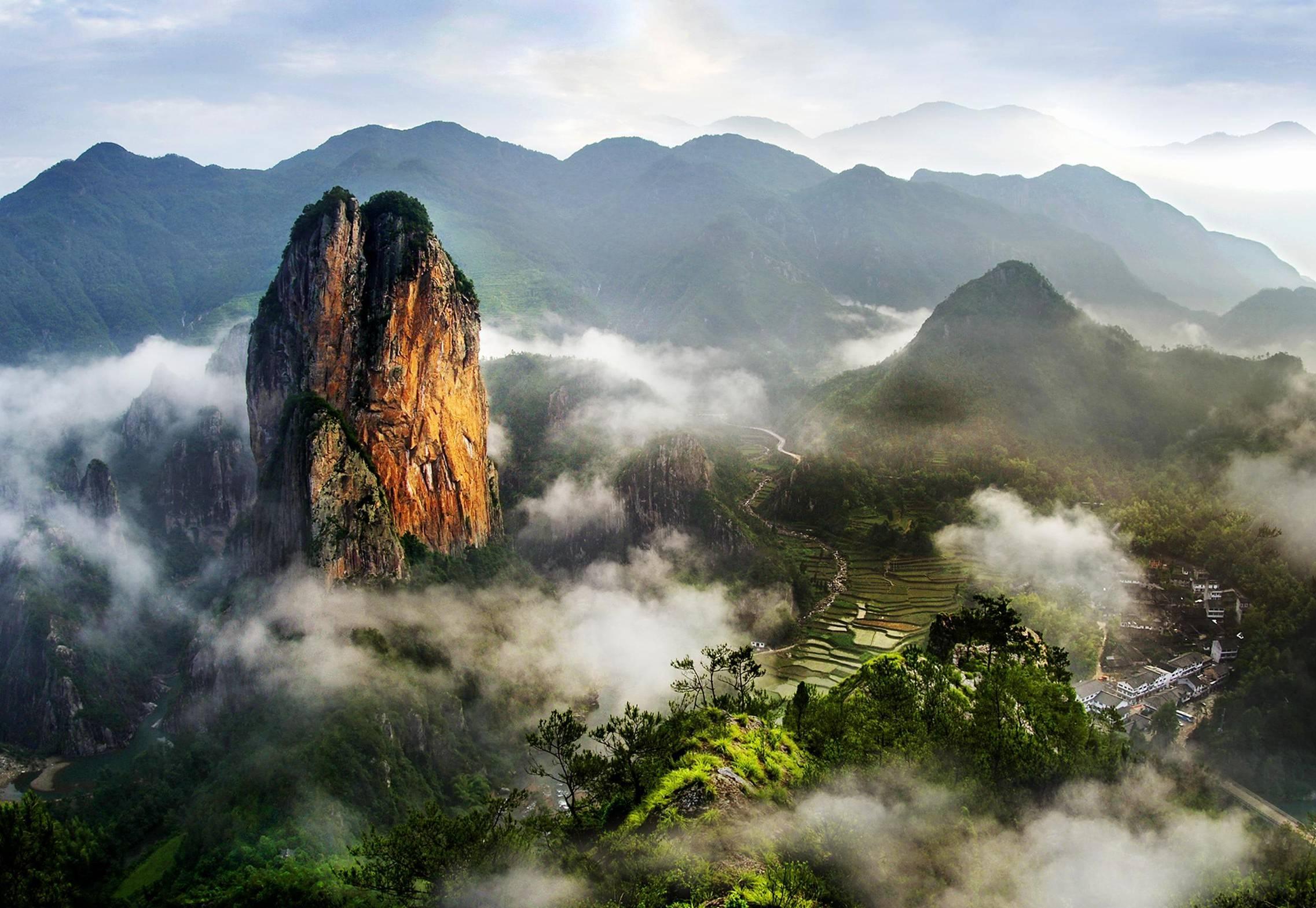 哈尔滨到温州雁荡山6日游_温州旅游景点介绍_雁荡山景区好吗