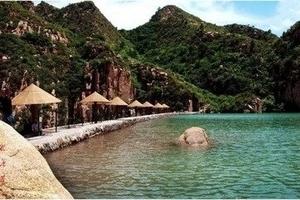 大连香洲+旅顺、金石滩、冰峪沟、发现王国老虎滩双卧8日游准三