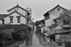 青岛周末周边游_青岛出发去台儿庄古城 滕州微山湖 大巴二日游