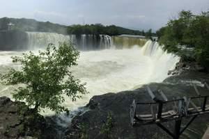 延吉旅行社 延吉出发到镜泊湖一日游 镜泊湖瀑布 毛公山