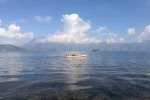宁波到丽江泸沽湖双飞6日品质游/云南旅游报团多少钱/避暑胜地