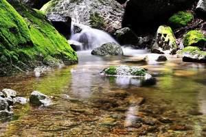 丹东旅游_丹东百瀑峡一日游_赏百条瀑布